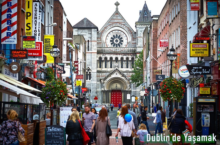 Dublin'de Yaşamak