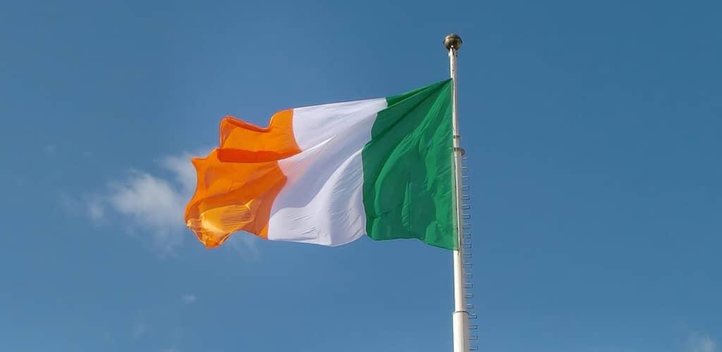 İrlanda Cumhuriyeti Bayrak