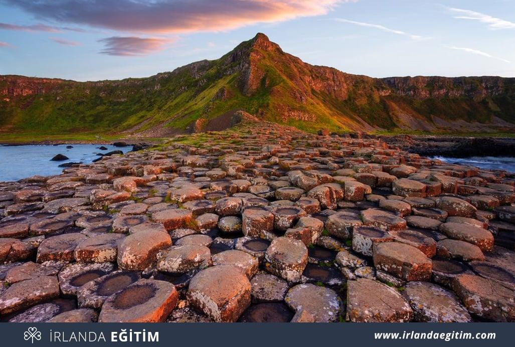 İrlanda doğal güzellikleri