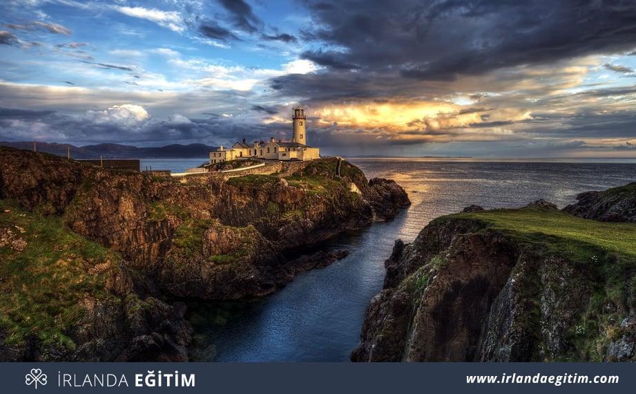 İrlanda Doğal Güzellik