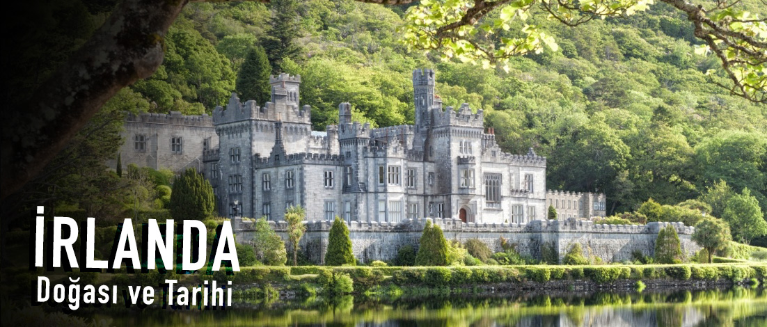 irlanda doğası ve tarihi