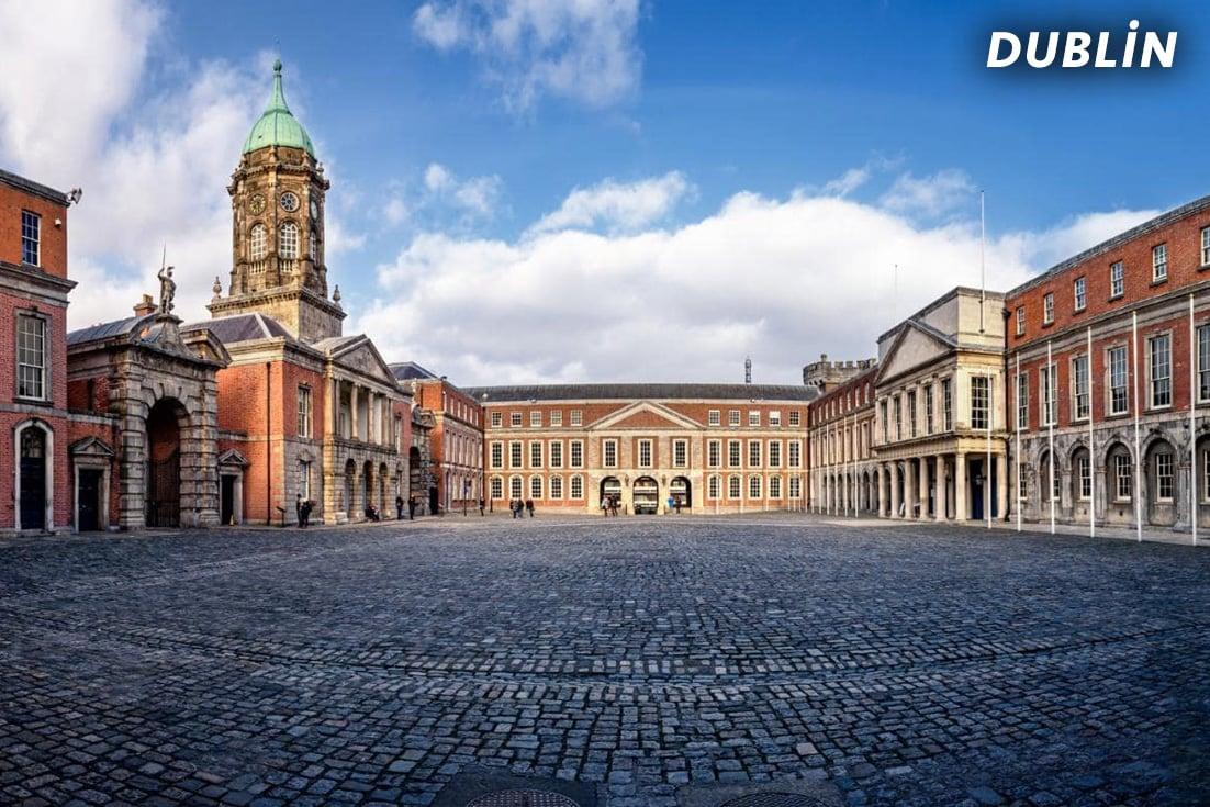 İrlanda Dublin Dil Eğitimi