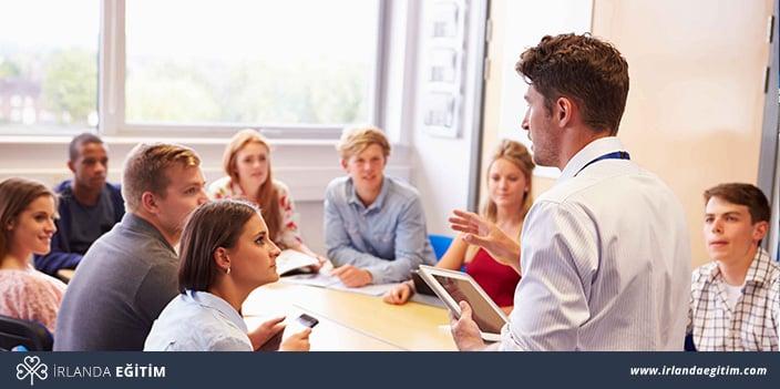 İrlanda Eğitim sistemi