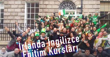 İrlanda İngilizce Eğitim Kursları