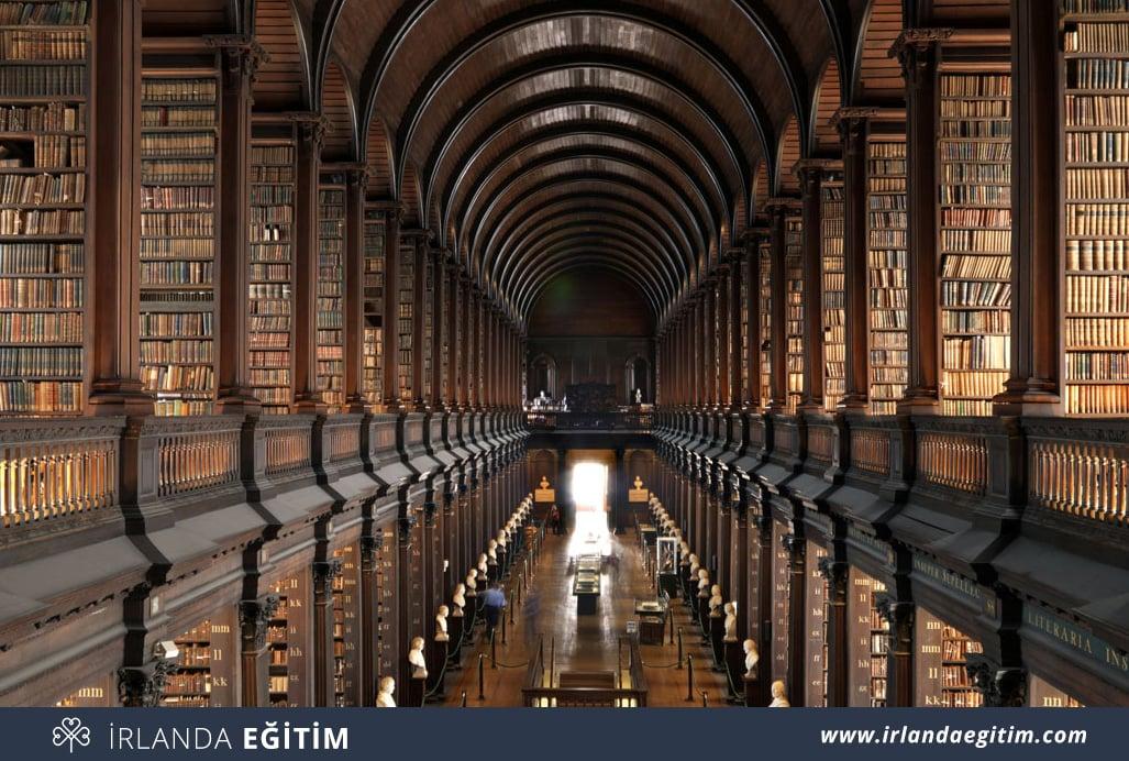 İrlanda Kütüphane