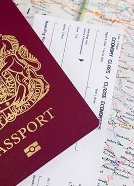 İrlanda Vize Rehberi Pasaport