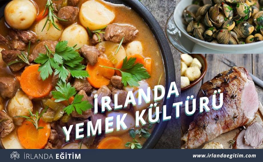 İrlanda Yemek Kültürü