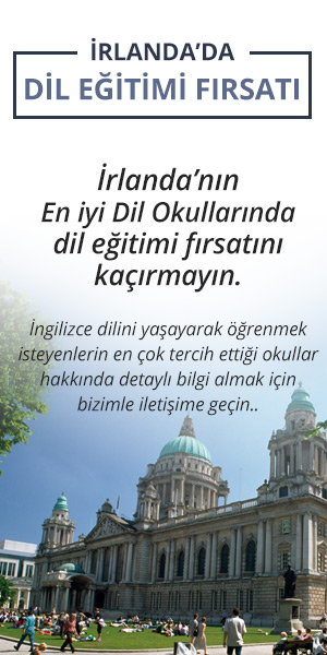 irlanda dil okullarında eğitim