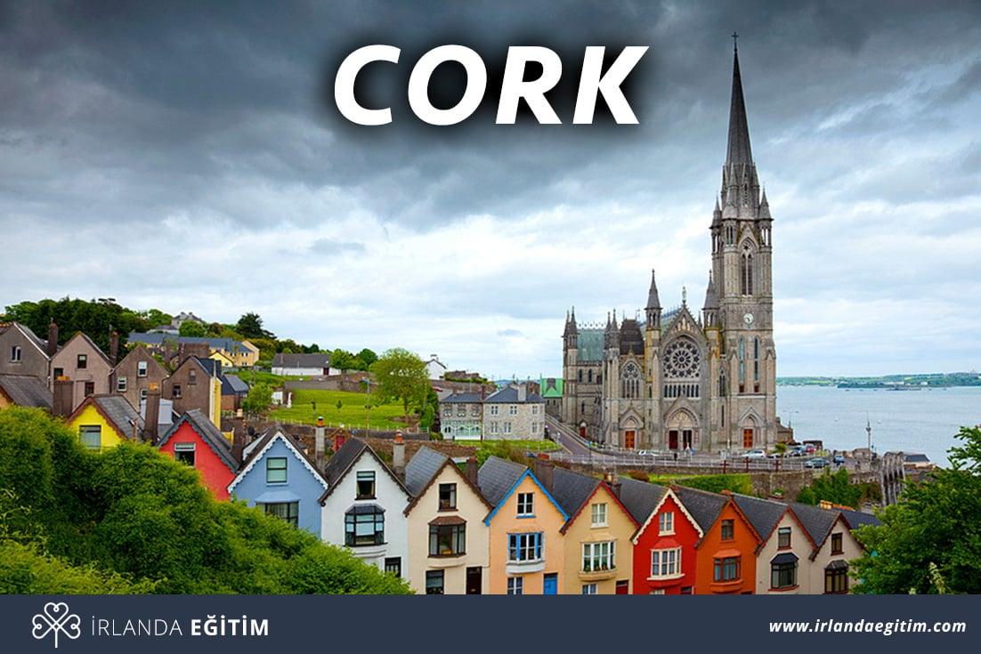 İrlanda Cork Şehri