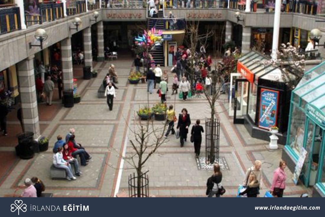 İrlanda Kilkenny Alışveriş