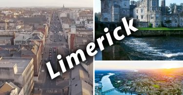 İrlanda Cumhuriyeti - Limerick Şehri
