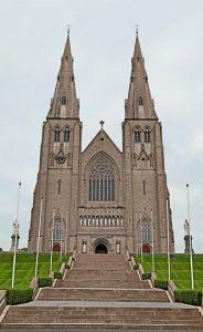 İrlanda Armagah Tarihi Mekanlar