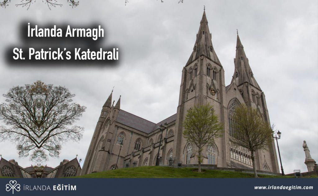 İrlanda Armagh St. Patrick's Katedrali